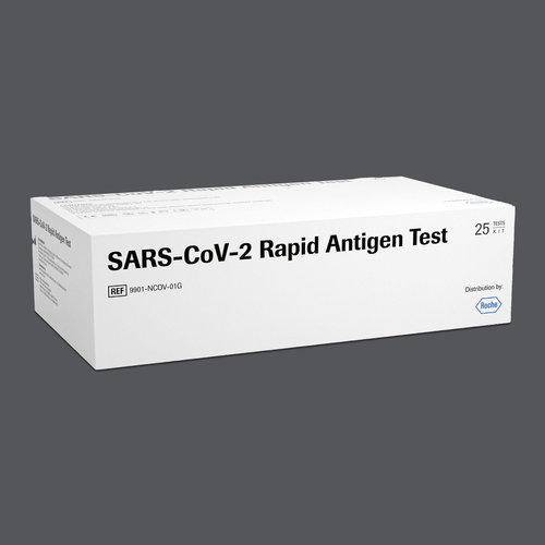 Roche Antigeen Sneltest - Geschikt voor zelfgebruik - 25 stuks