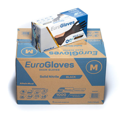 EuroGloves Solid handschoenen nitril