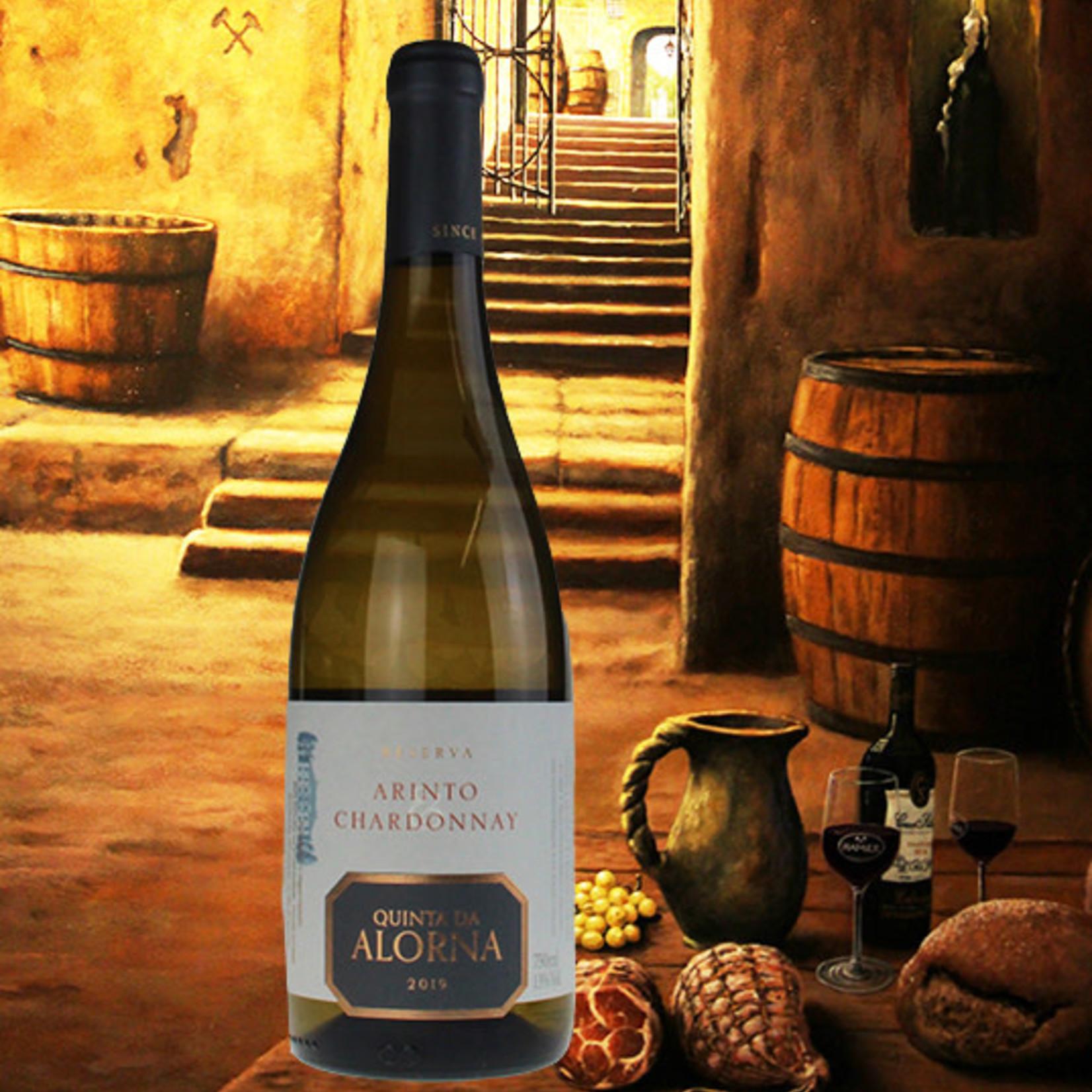 Quinta da Alorna Quinta da Alorna Reserve Arinto-Chardonnay Wit