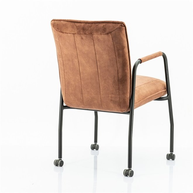 Stoel Meggy - Copper