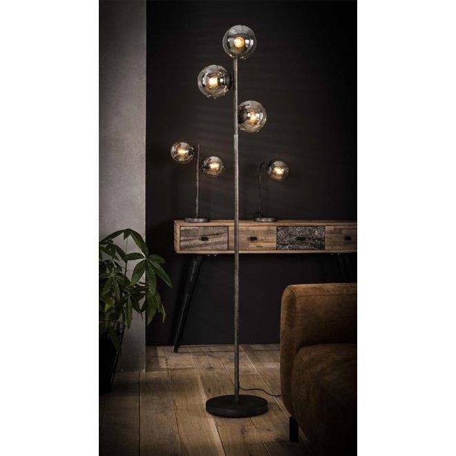 Vloerlamp Haarlem 3 bollen