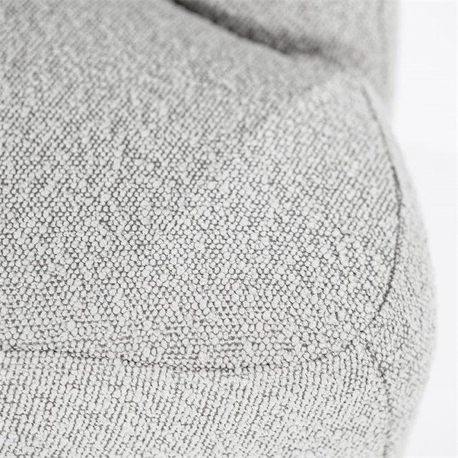 Fauteuil Charlotte - beige copenhagen in teddy stof