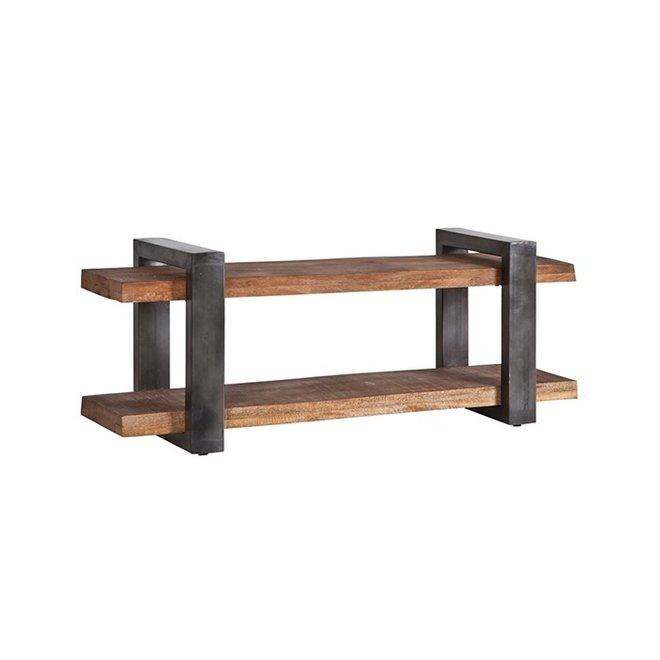 TV meubel Mango 150 cm - zwart
