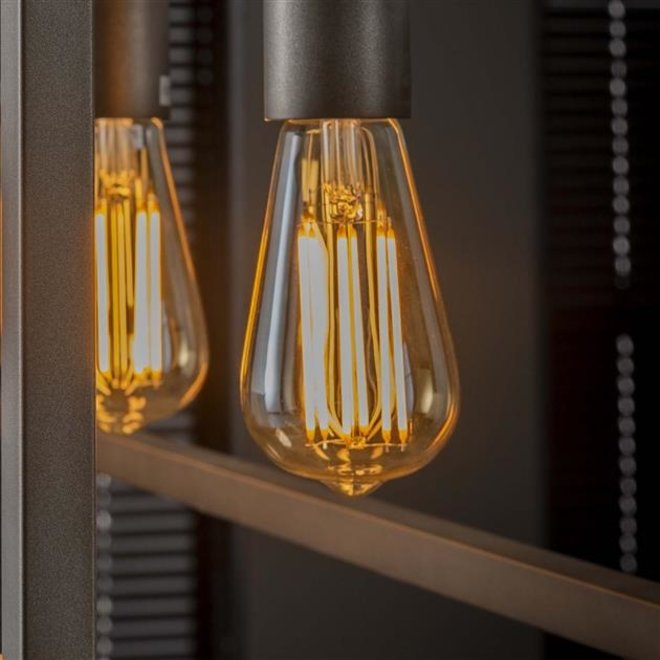 Lichtbron Led filament druppel dimbaar