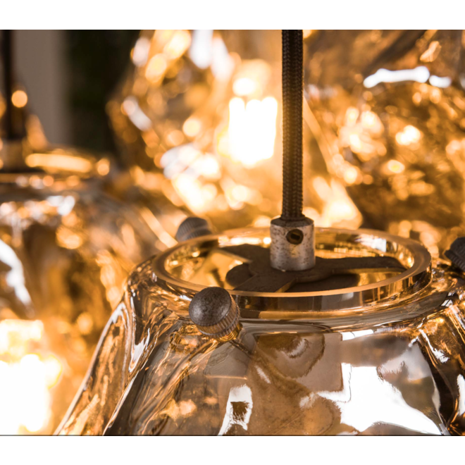 Hanglamp Helmond 4+3L