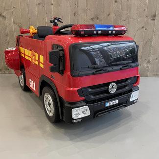 CarKiddo Kinder Brandweerauto