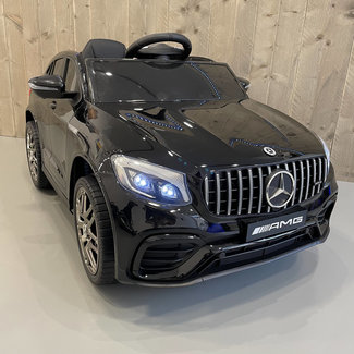 Mercedes-Benz Mercedes GLC63s AMG Zwart