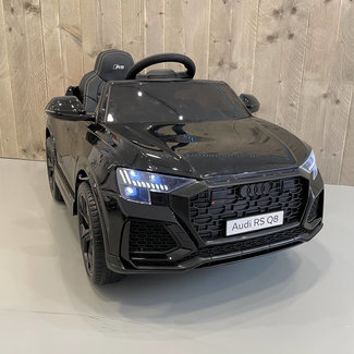 Audi Audi RSQ8 Zwart