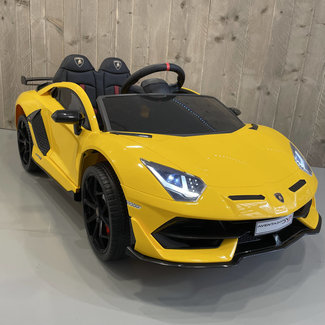 Lamborghini Lamborghini Aventador Geel