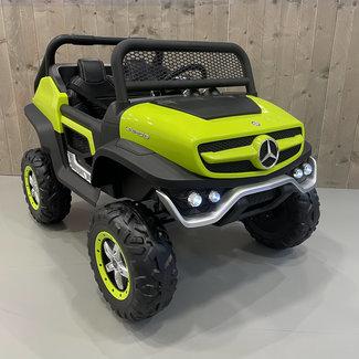 Mercedes-Benz Mercedes Unimog Groen