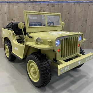 CarKiddo Willys Jeep
