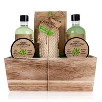 Badset Olive geschenkset - Bath & Body Essentials Collection