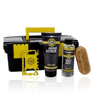 BATH & BODY TOOLS Gereedschapskist met mannen verzorgingsproducten - Bath & Body - Musk