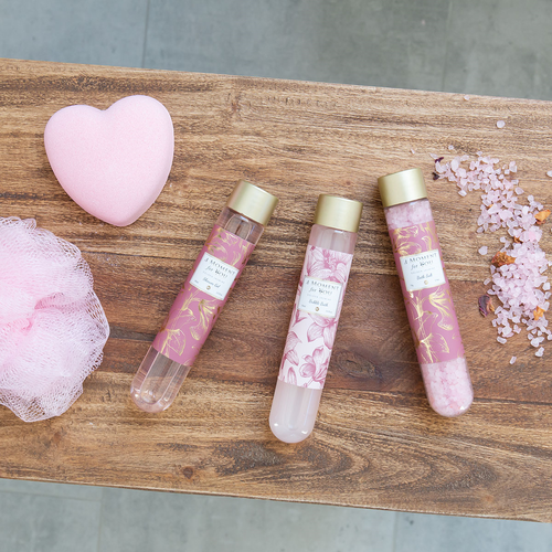 A moment for you Thuis Spa wellness set vrouwen - A moment for you - Golden Jasmijn