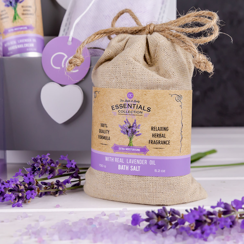 By Maroo Verwenpakket lichaam - Lavendel Sensation - By Maroo Cadeaupakket vrouwen