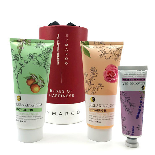 By Maroo Wellness cadeaupakket - Relaxing Spa - By Maroo