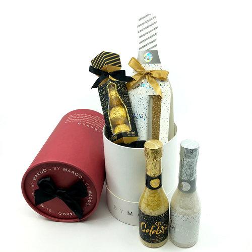 By Maroo Verjaardag cadeaupakket vrouw - Let's Celebrate - By Maroo