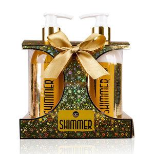 AC Badset Shimmer Goud Lychee & Vanilla