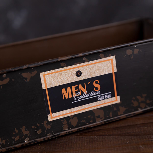 Men's Collection Luxe mannen cadeaupakket - Men's Collection 7-delig - Stoer cadeau voor mannen