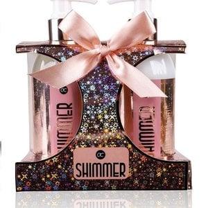 Shimmer Vrouwen verzorging set - Shimmer Rosé - Midnight Fig & Pomegranate
