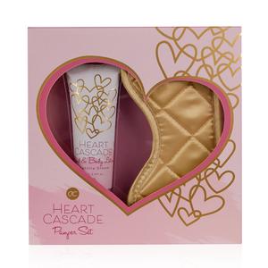 Heart Cascade Verzorgingsset met slaapmasker - Heart Cascade - Magnolia Dream