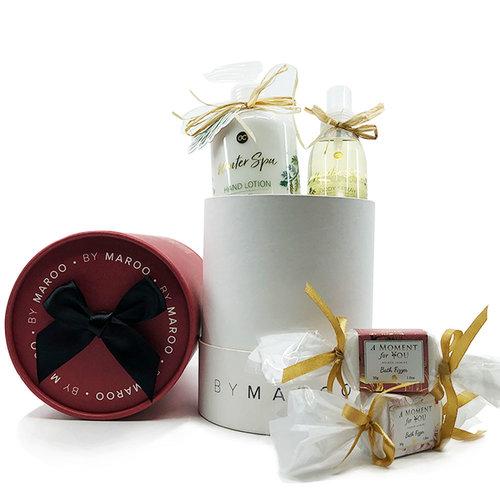 By Maroo Bad geschenkset vrouwen - Spa Day - By Maroo