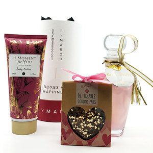 By Maroo Romantisch cadeaupakket - A moment for You - By Maroo