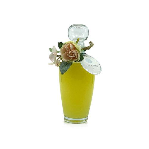 AC Douche-en badgel Ananas/banaan parelmoer pastelgeel