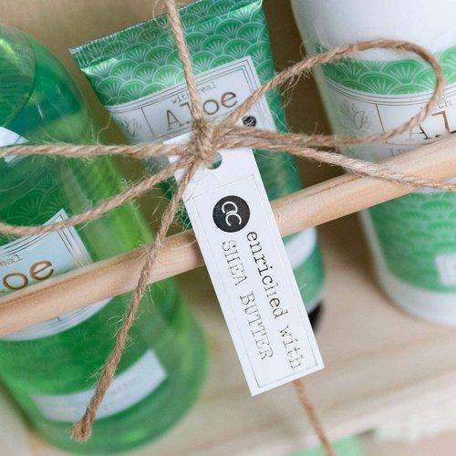 Premium Collection Bad cadeau in houten display - Premium Collection - Aloe Vera