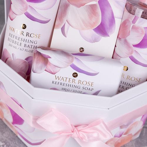 Water Rose Wellness geschenkset - Water Rose - Verfrissend