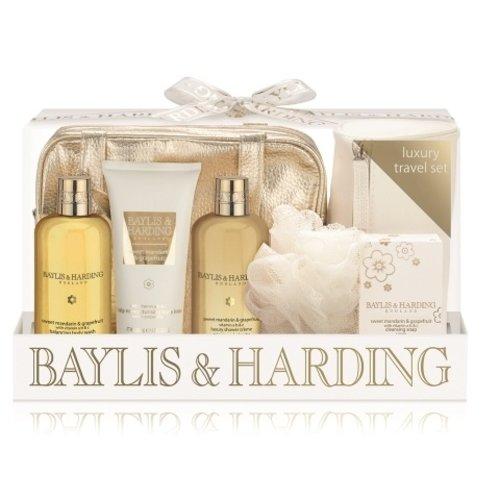 Baylis & Harding Cadeaupakket XL - Baylis & Harding - Sweet Mandarin & Grapefruit