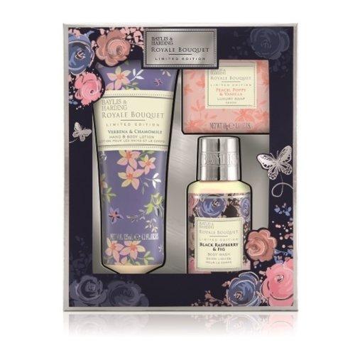 Baylis & Harding Verwenpakket dames - Royale Bouquet Midnight - Geursensatie