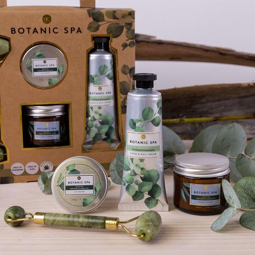 Botanic SPA Wellness Cadeaupakket - Botanic Spa - Eucalyptus & Lemongrass