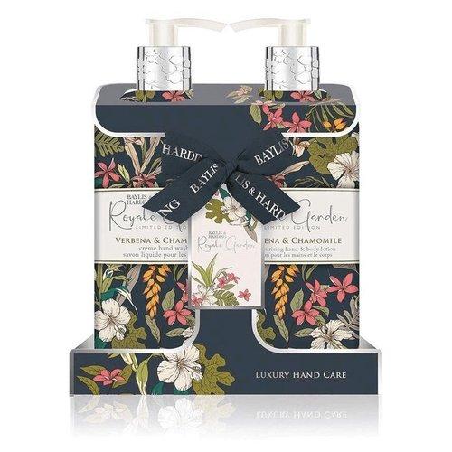 Baylis & Harding Handverzorging set - Royale garden - Verbena & Chamomile