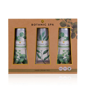 Botanic SPA Handverzorging set vrouwen -  Botanic Spa - Eucalyptus & Lemongrass
