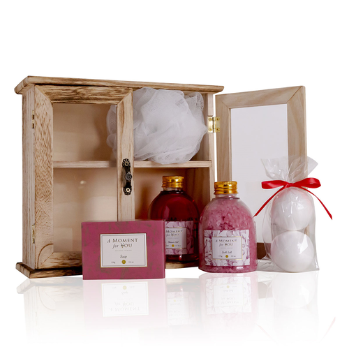 A moment for you Bad cadeaupakket vrouwen - A Moment For You - Golden Jasmijn