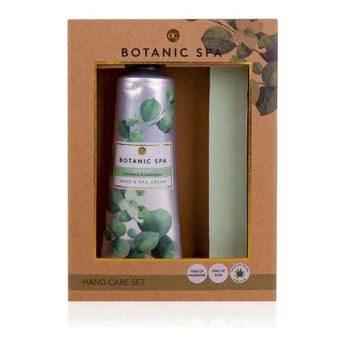 Botanic SPA Hand- en nagelset - Botanic Spa - eucalyptus & lemongrass
