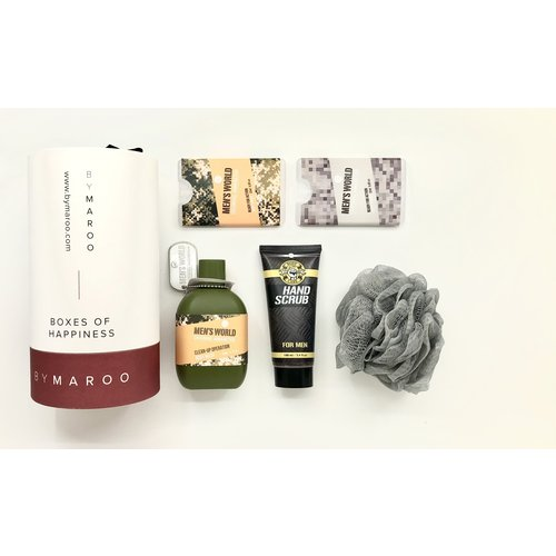 By Maroo Verwenpakket mannen - The Gentlemen Pack - Musk & Amber