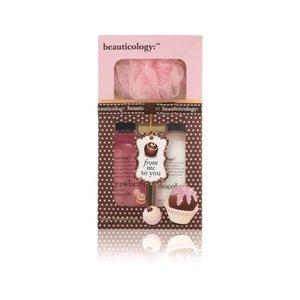 Baylis & Harding Bad cadeaupakket dames - Beauticology Master Chocolatier - Chocolade