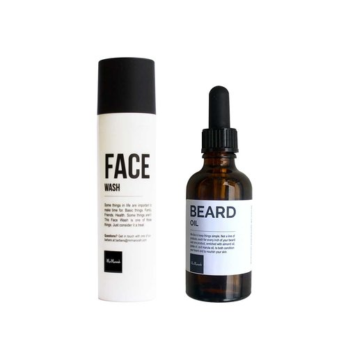 Mr Maroosh Baard verzorging set - Mr Maroosh - Beard Duo - Sandalwood
