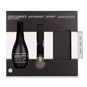 Gentlemen's Grooming Geschenkset mannen - Gentlemen's Grooming - Cool Mint & Lime