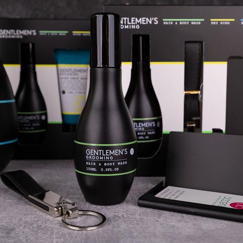 Gentlemen's Grooming Geschenkset mannen - Gentlemen's Grooming - Cool Mint & Lime - Uniek cadeau