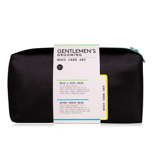 Gentlemen's Grooming Geschenkpakket mannen - Gentlemen's Grooming - Cool Mint & Lime