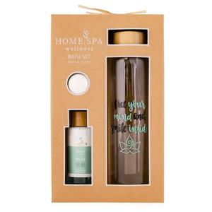 Home Spa Leuke geschenkset dames - Home Spa - Cadeaupakket