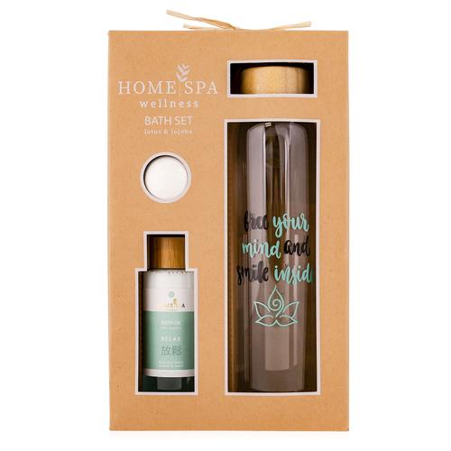 Home Spa Leuke geschenkset dames - Home Spa - Cadeaupakket vriendin, moeder, vrouw