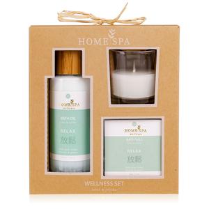 Home Spa Wellness cadeaupakket - Home Spa - Mooi cadeau