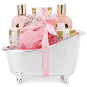 Spa Luxetique Cadeauset dames in badkuip - Daisy Dreams