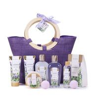 Geschenkset lichaam XL voor haar - Lavender Everyday