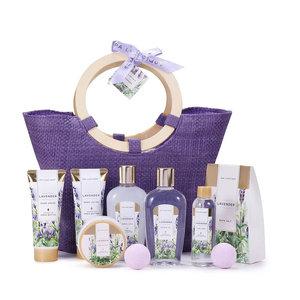 Spa Luxetique Geschenkset lichaam XL voor haar - Lavender Everyday