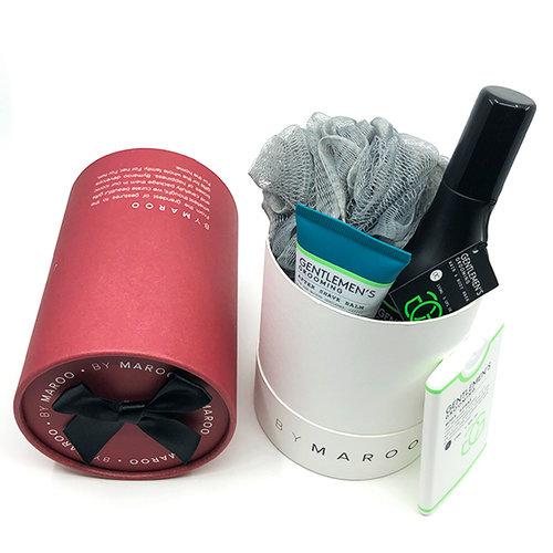 By Maroo Geschenkpakket mannen Body - Gentlemen Pack - Cool Mint & Lime - Mooi en stoer